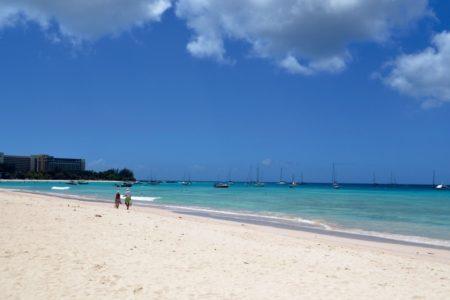 Sous le soleil de la Barbade