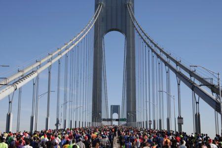 Souvenirs du Marathon de New York