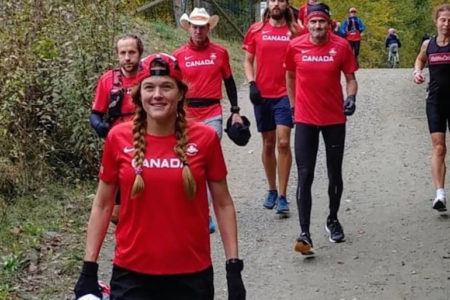 Sept marathons consécutifs