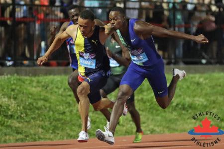 Essais olympiques et paralympiques