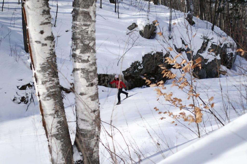 Ski nordique au Mont-Tremblant