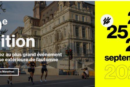 Ouverture des inscriptions du Marathon de Montréal