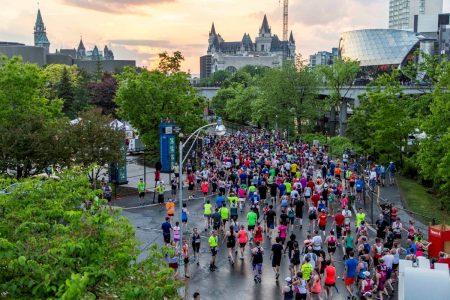 Seulement 5000 dossards disponibles à Ottawa